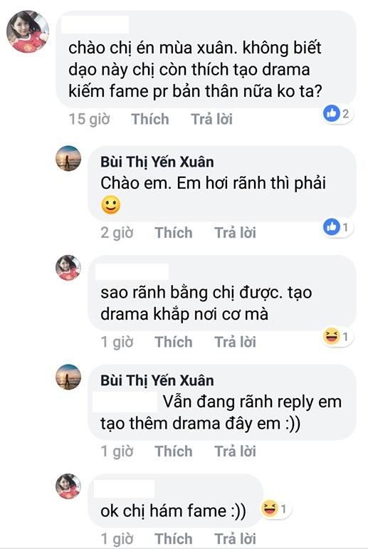 Yen Xuan: Tu hot girl phong tap den ban gai tin don cua Lam Tay hinh anh 11