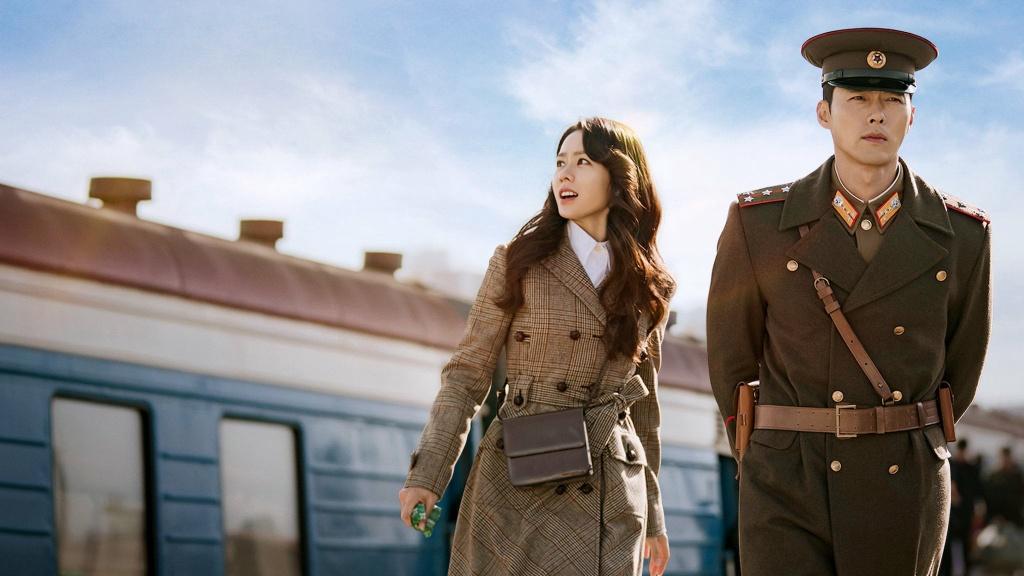 Di lai giua Han Quoc, Trieu Tien co de nhu phim 'Ha canh noi anh' hinh anh 1 n36.jpg