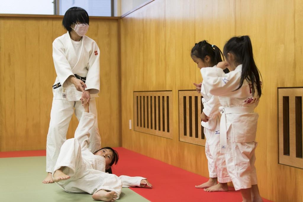 judo nhat ban anh 1