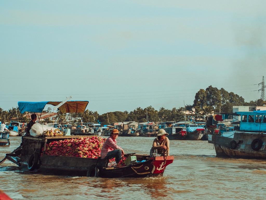 #Mytour: Du lich Can Tho, An Giang - hanh trinh tren mien dat phu sa hinh anh 7