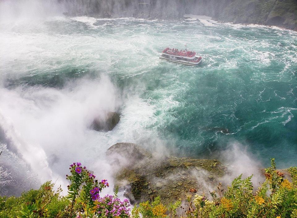 Thac Niagara khac la nhin tu hai phia My va Canada hinh anh 10
