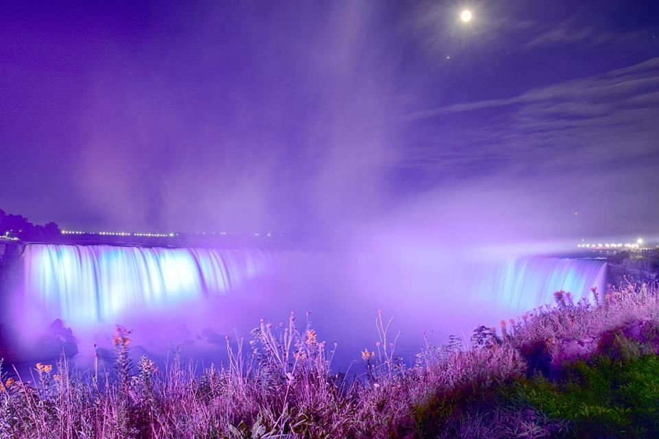 Thac Niagara khac la nhin tu hai phia My va Canada hinh anh 15