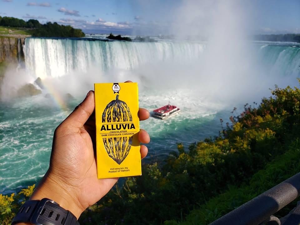 Thac Niagara khac la nhin tu hai phia My va Canada hinh anh 17