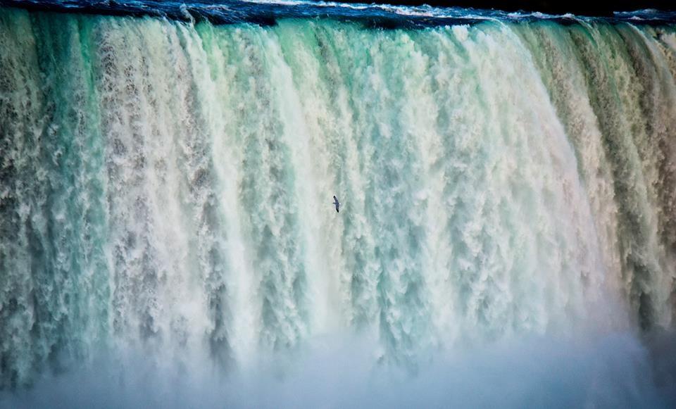 Thac Niagara khac la nhin tu hai phia My va Canada hinh anh 8