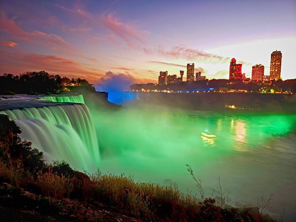 Thac Niagara khac la nhin tu hai phia My va Canada hinh anh 14