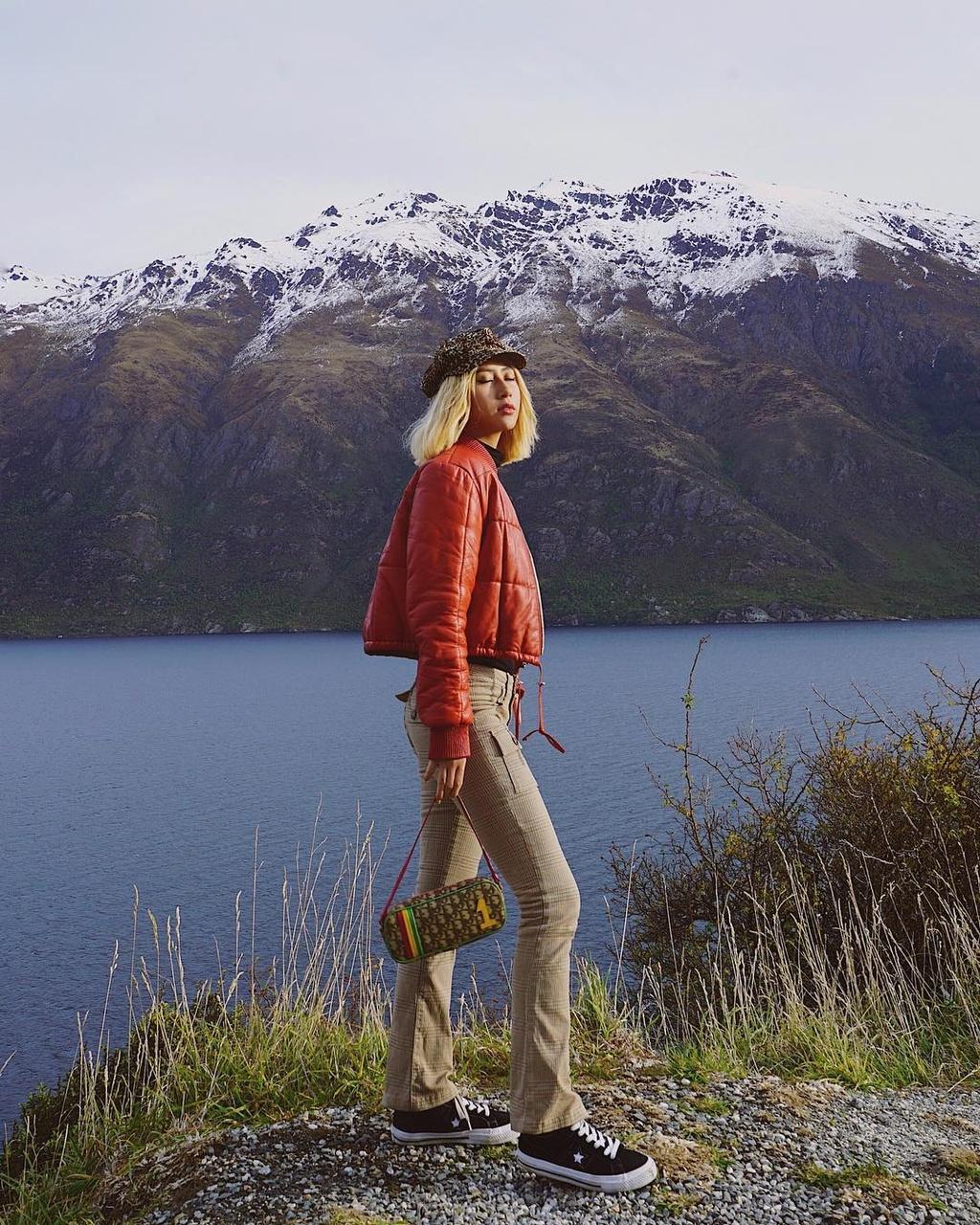 New Zealand dep nhu mo trong clip du lich cua Quynh Anh Shyn hinh anh 10