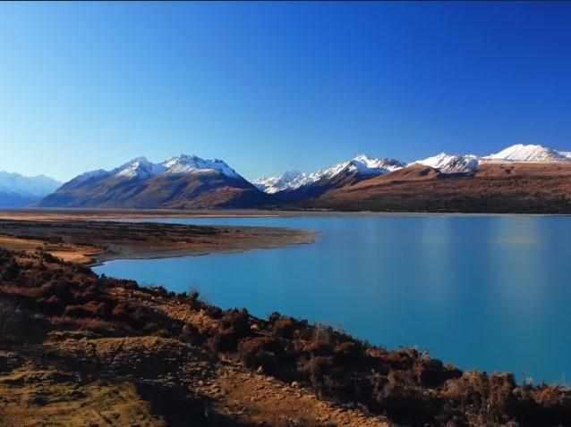 New Zealand dep nhu mo trong clip du lich cua Quynh Anh Shyn hinh anh 7