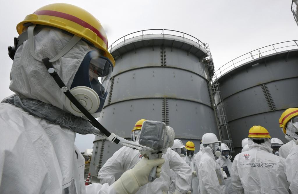 7 nam sau tham hoa Fukushima, Nhat van lung tung don dep hau qua hinh anh 10