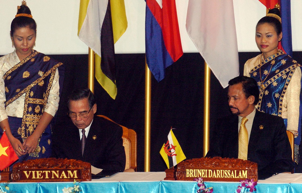 Dau an co Thu tuong Phan Van Khai trong thanh tuu ngoai giao Viet Nam hinh anh 8