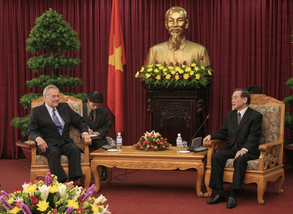 Dau an co Thu tuong Phan Van Khai trong thanh tuu ngoai giao Viet Nam hinh anh 11
