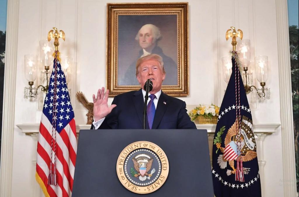 Tan cong Syria: Trump nguy co leo thang cuoc chien hinh anh 1