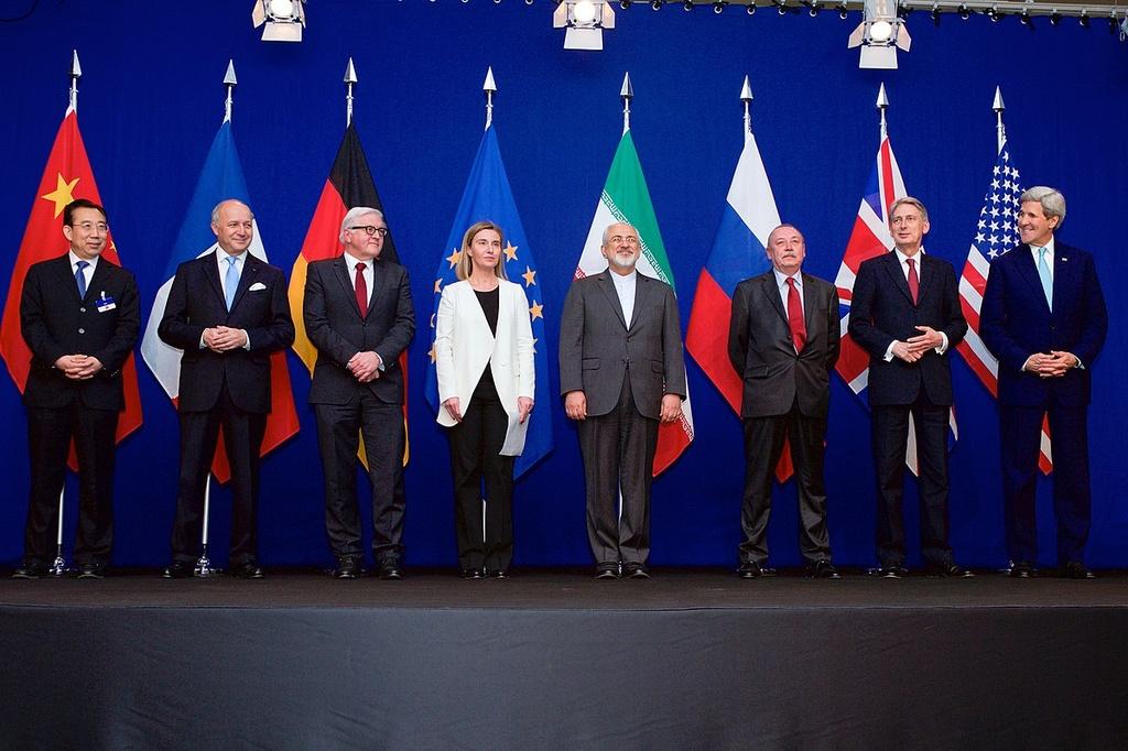 Dam phan My - Trieu ra sao sau khi Trump tu bo thoa thuan Iran? hinh anh 2