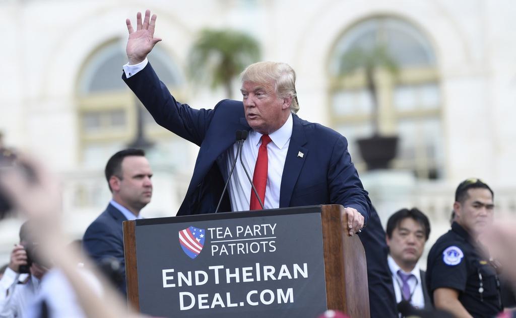 Trump tai trung phat Iran: Thung thuoc sung Trung Dong co bung no? hinh anh 1