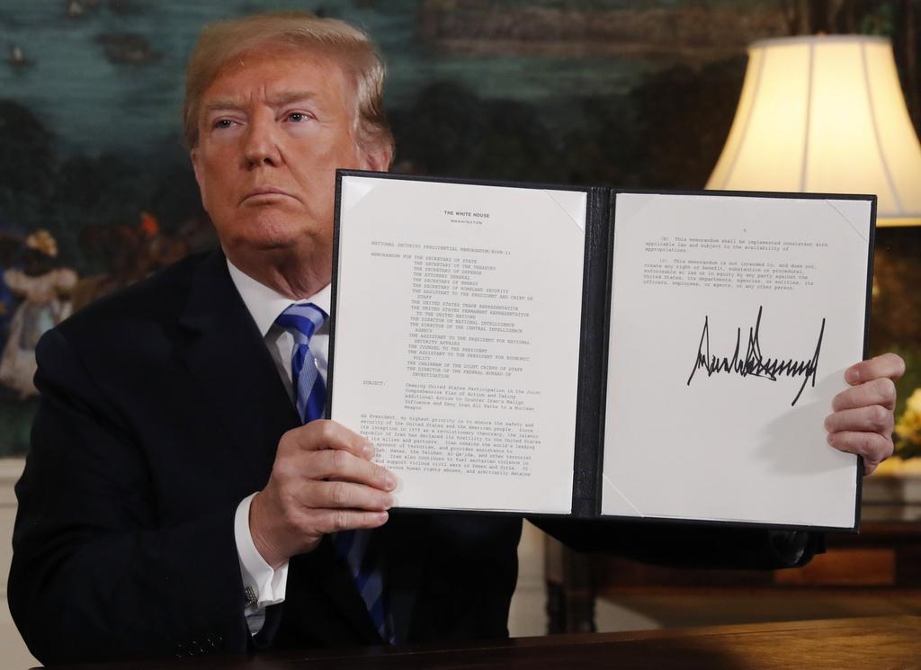Trump tai trung phat Iran: Thung thuoc sung Trung Dong co bung no? hinh anh 2
