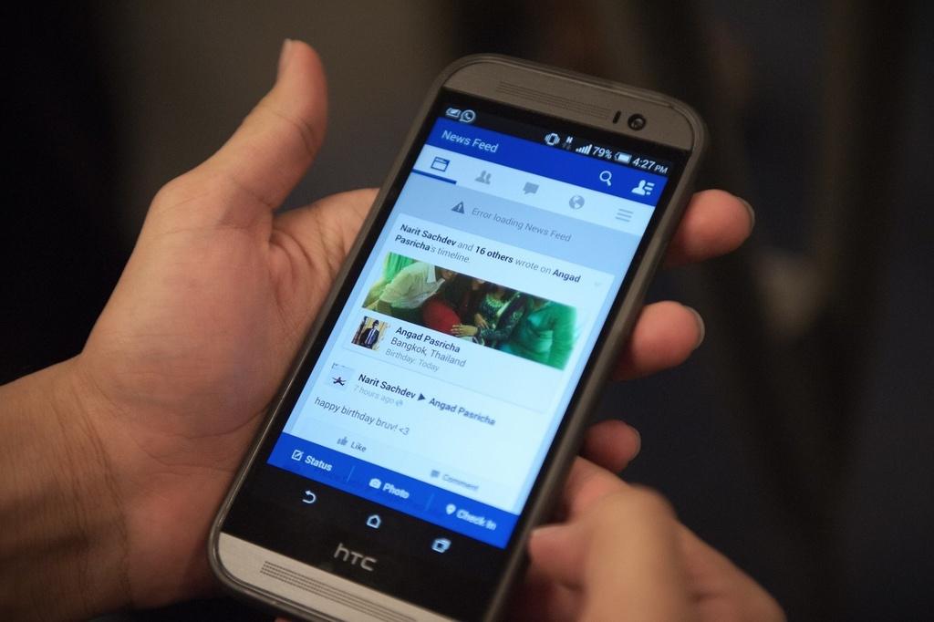 Facebook Google phai tra tien ban quyen, anh 2