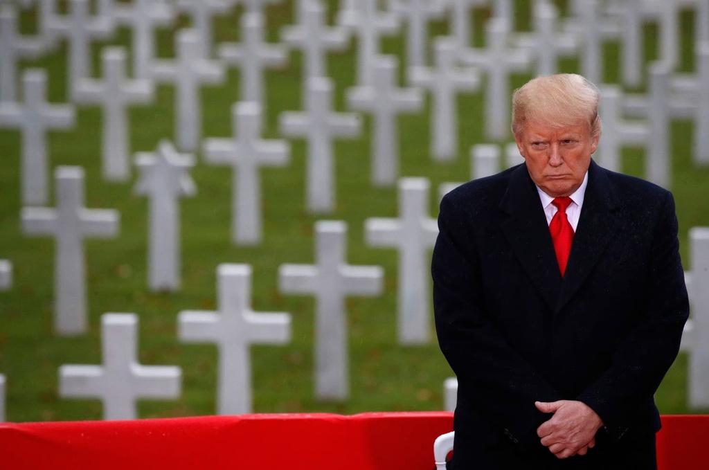 5 ngay thinh no cua TT Trump - tuan nguy hiem cua ca My va the gioi hinh anh 1