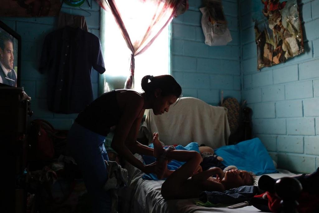 Venezuela: Thieu bao cao su, phu nu phai tim den triet san hinh anh 11