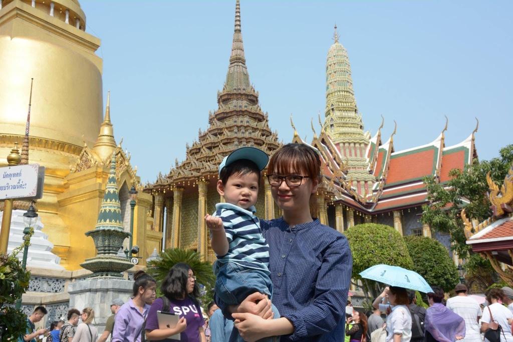 #Mytour: Lich trinh kham pha neu ban chi co mot ngay o Bangkok hinh anh 1