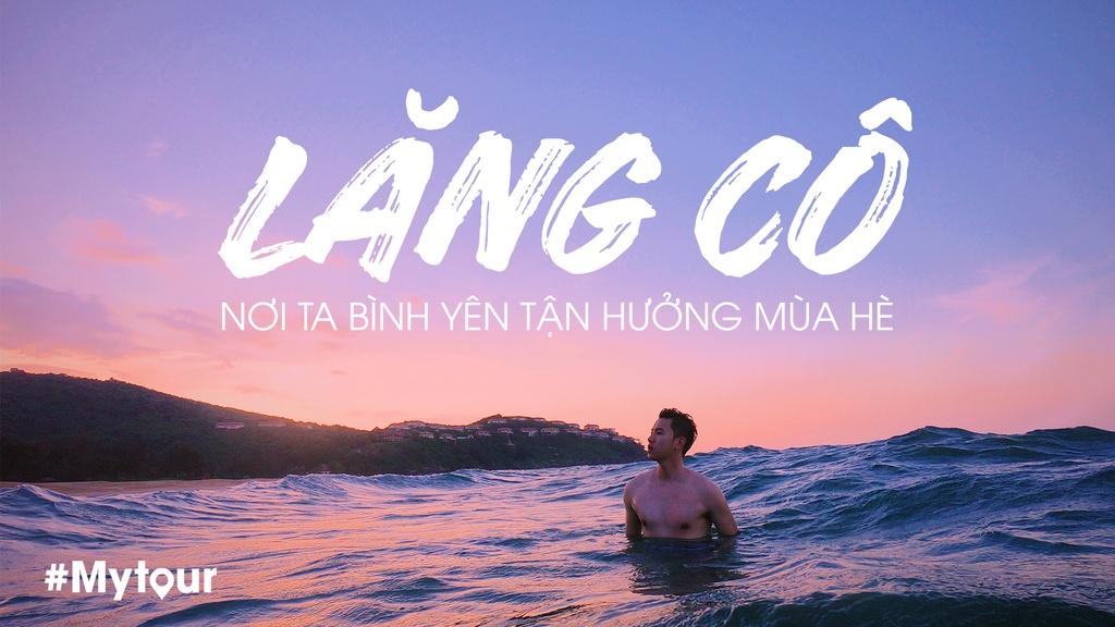 #MyTour: Lang Co - Noi ta binh yen tan huong mua he hinh anh 1