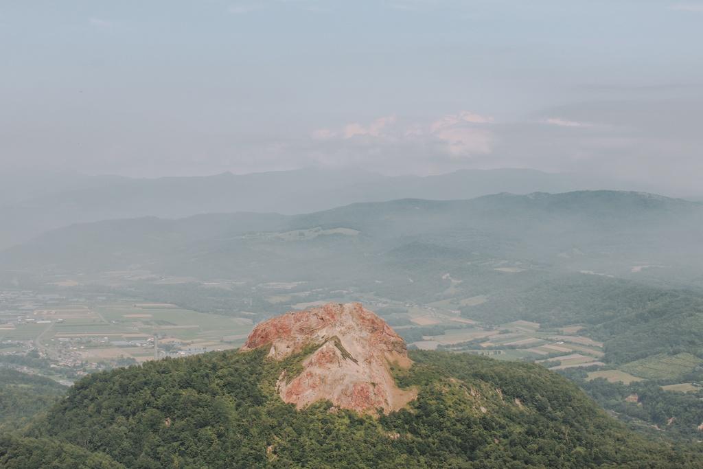 Chinh phuc ngon nui lua nguy hiem bac nhat Hokkaido hinh anh 7