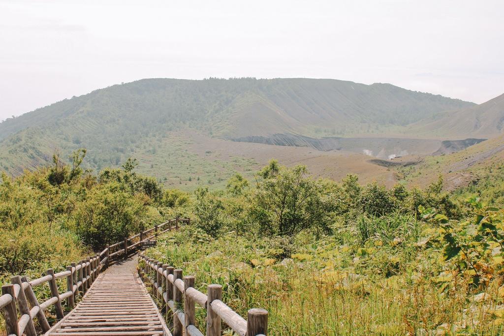 Chinh phuc ngon nui lua nguy hiem bac nhat Hokkaido hinh anh 8