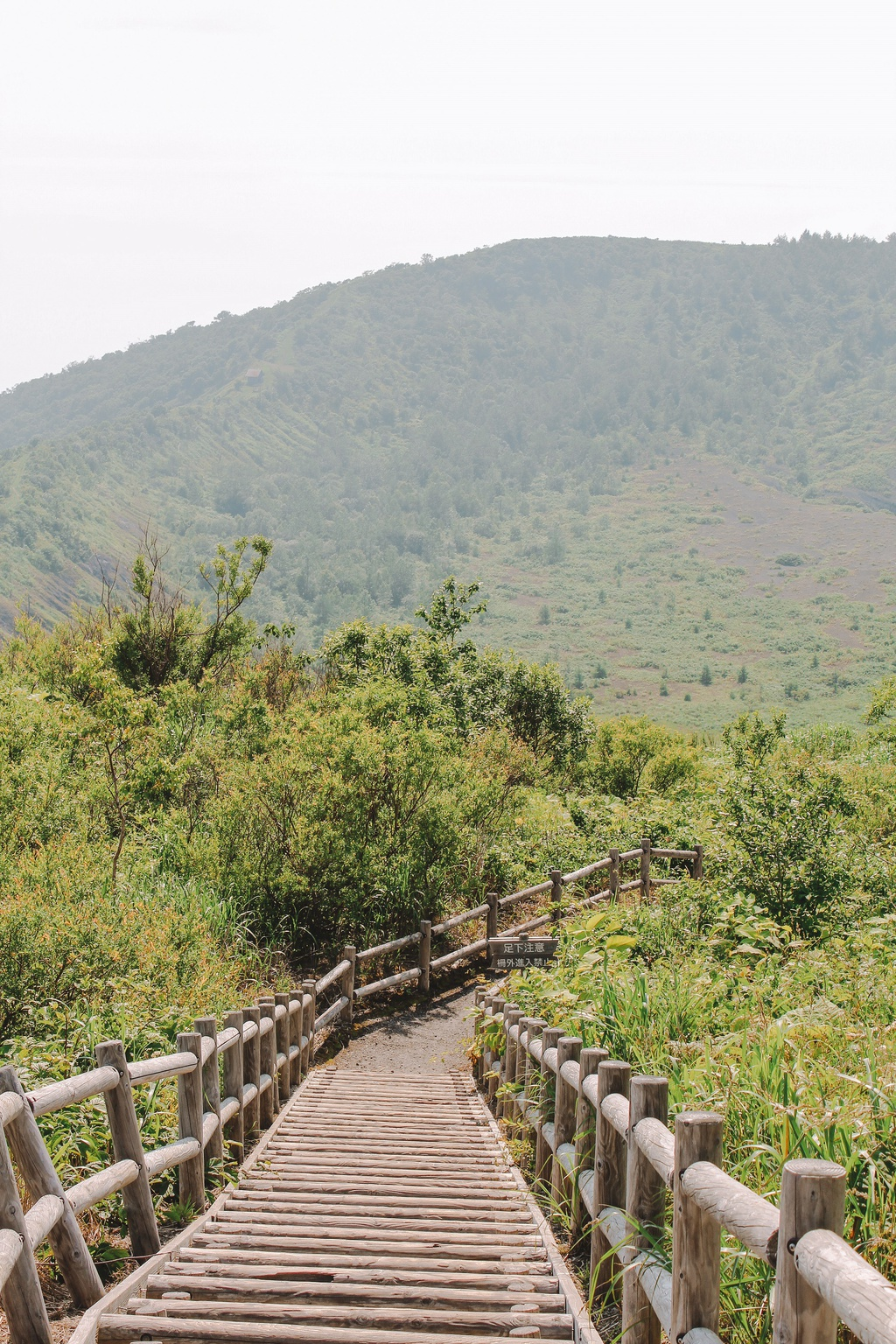 Chinh phuc ngon nui lua nguy hiem bac nhat Hokkaido hinh anh 9