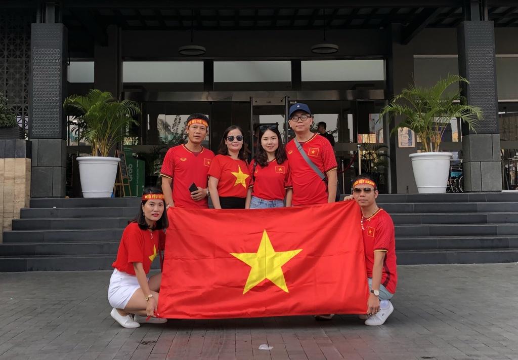 14 ngay theo chan tuyen Olympic Viet Nam cua co dong vien tai ASIAD 18 hinh anh 5