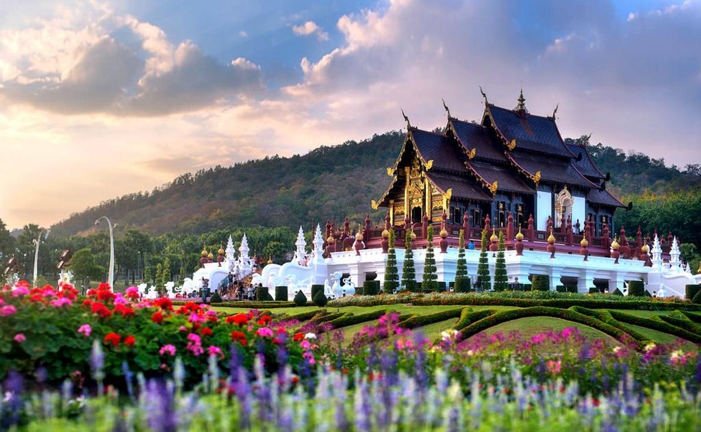 Nhung noi nhat dinh phai ghe khi du lich Chiang Mai hinh anh 1