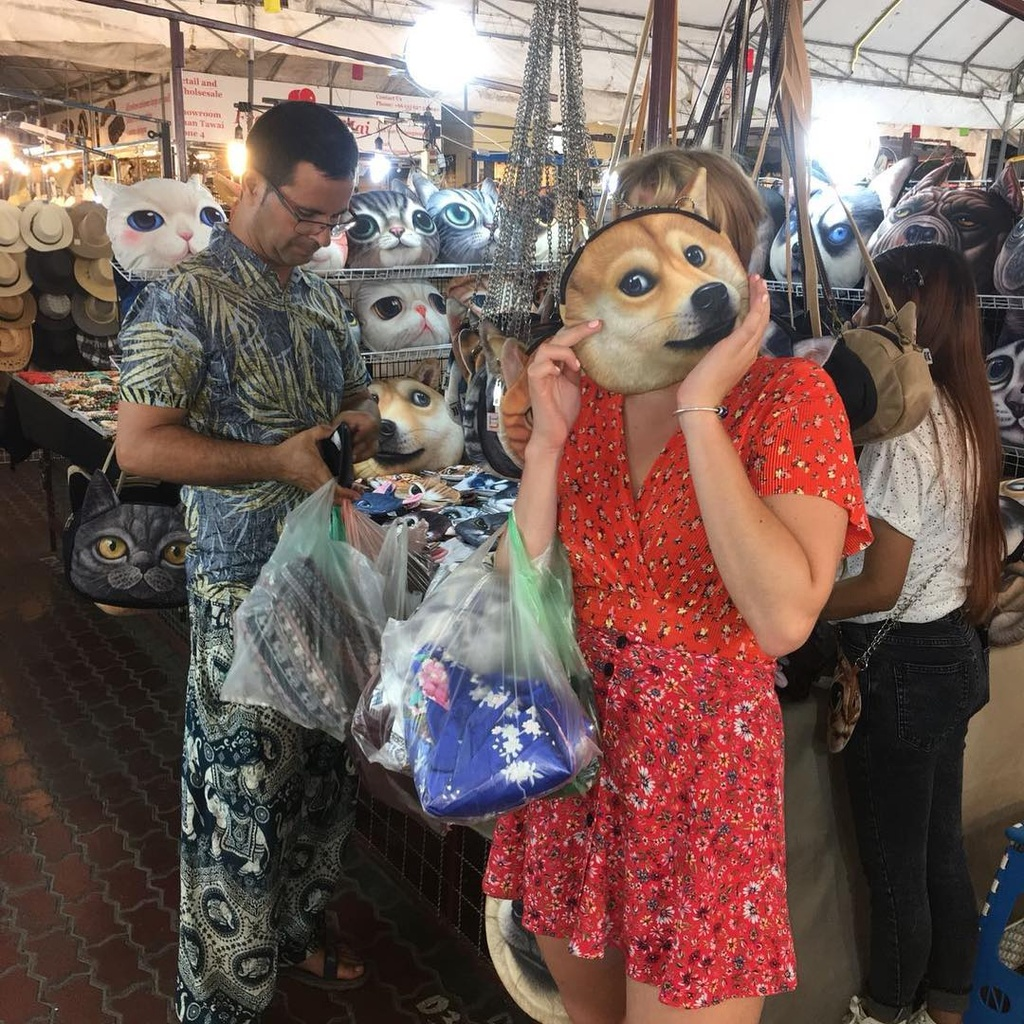 Nhung noi nhat dinh phai ghe khi du lich Chiang Mai hinh anh 27