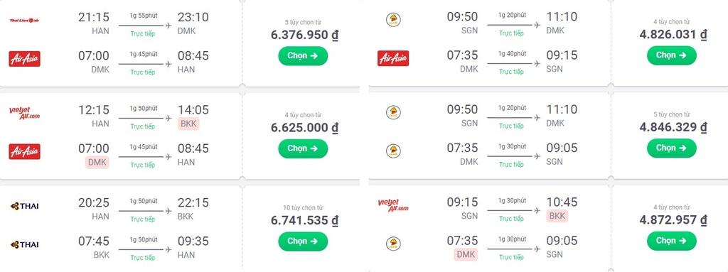 Gợi ý tìm vé giá rẻ đi Thái Lan, Nhật Bản dịp Tết Dương lịch - ảnh 2