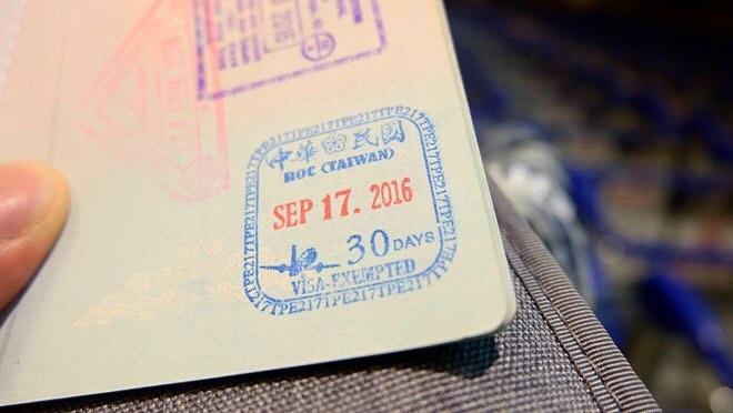 3 loai visa cho phep nguoi Viet nhap canh Dai Loan hinh anh 1