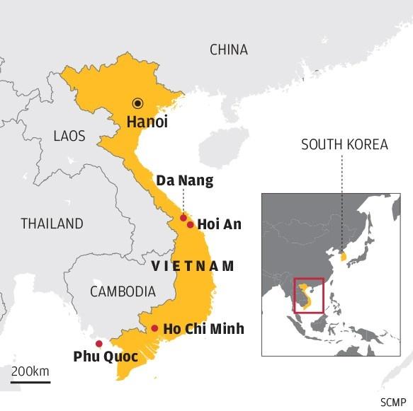 Vi sao du khach Han Quoc do xo den Viet Nam? hinh anh 3