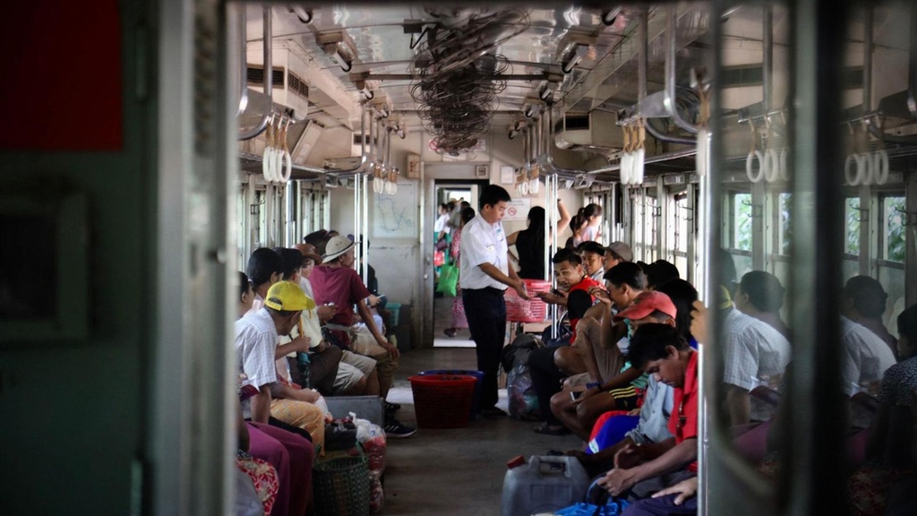 ngam thanh pho Yangon anh 2