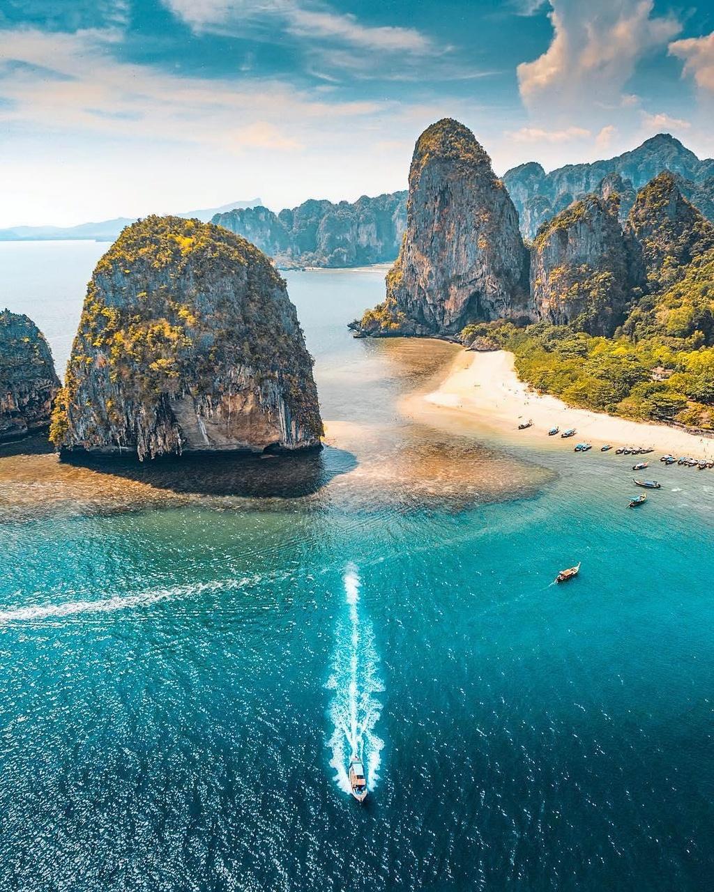Krabi va nhung bai bien dep nhat Thai Lan hinh anh 5