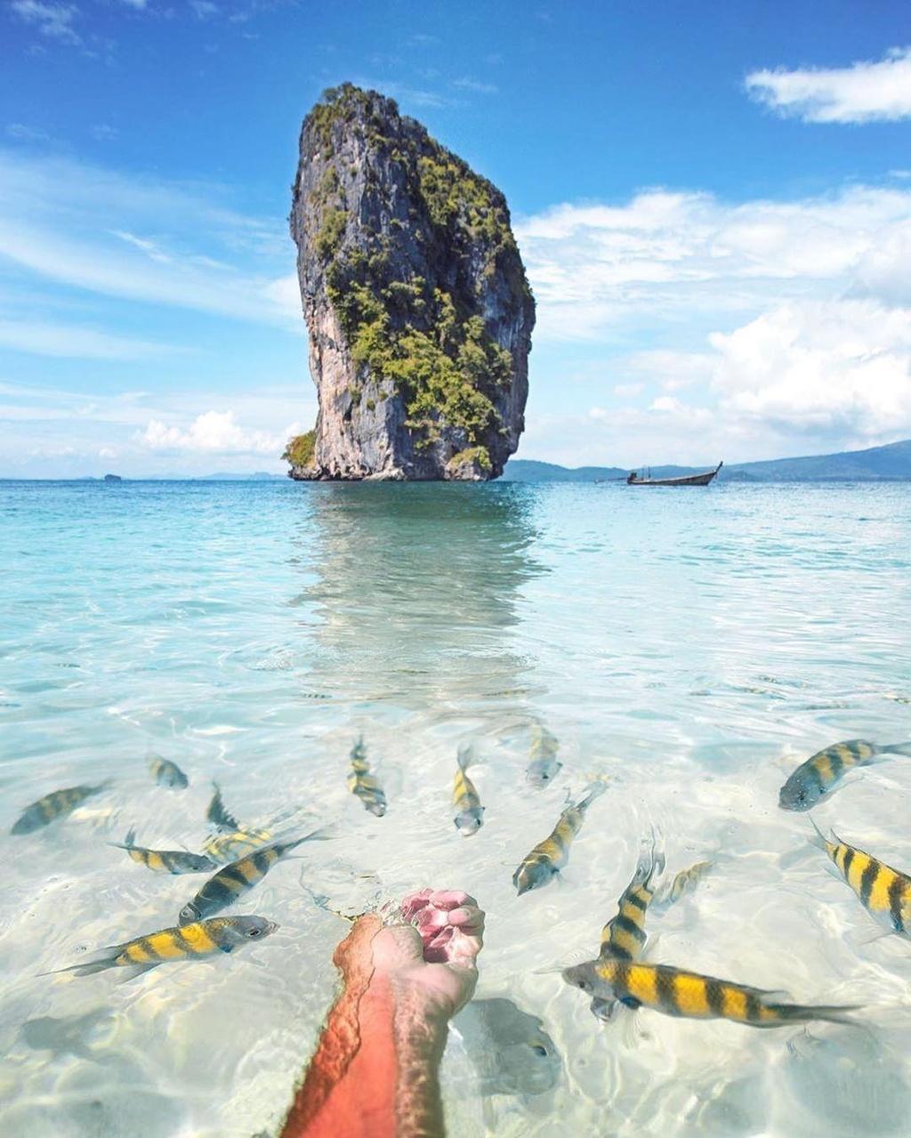 Krabi va nhung bai bien dep nhat Thai Lan hinh anh 6