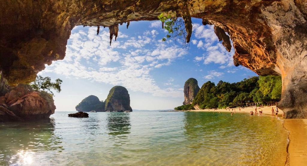 Krabi va nhung bai bien dep nhat Thai Lan hinh anh 7