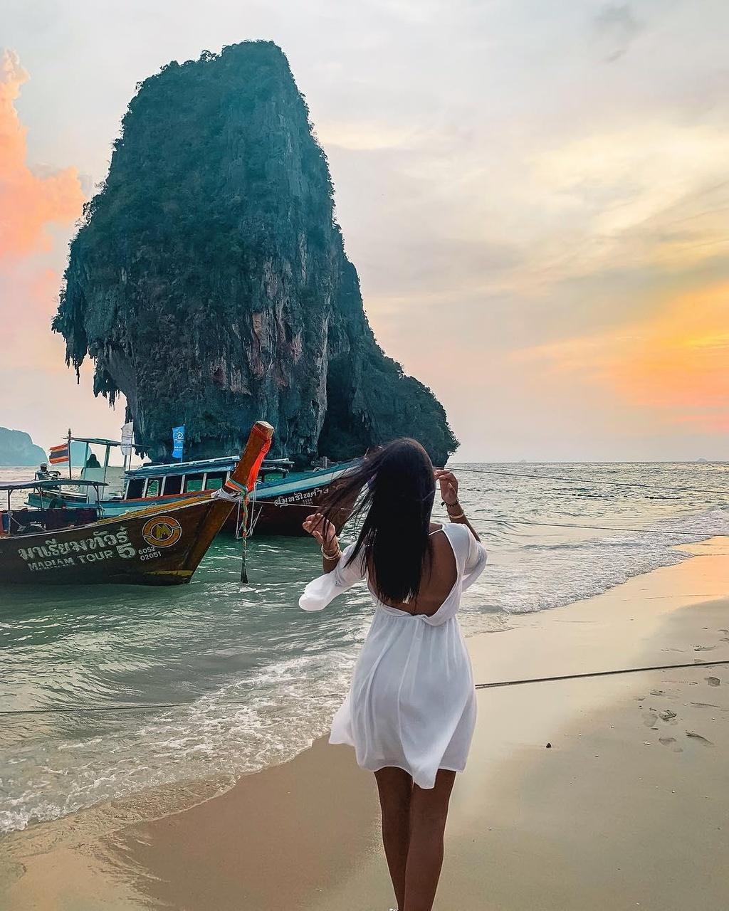 Krabi va nhung bai bien dep nhat Thai Lan hinh anh 8