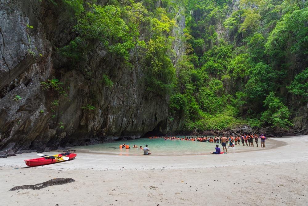 Krabi va nhung bai bien dep nhat Thai Lan hinh anh 18