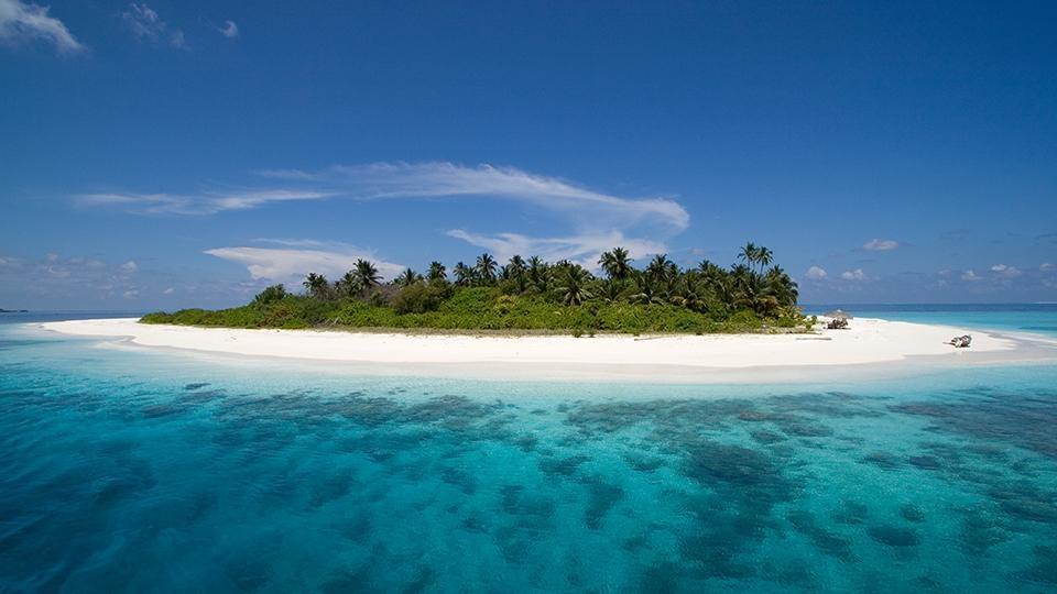 Thien duong duoi long dai duong o Maldives hinh anh 1