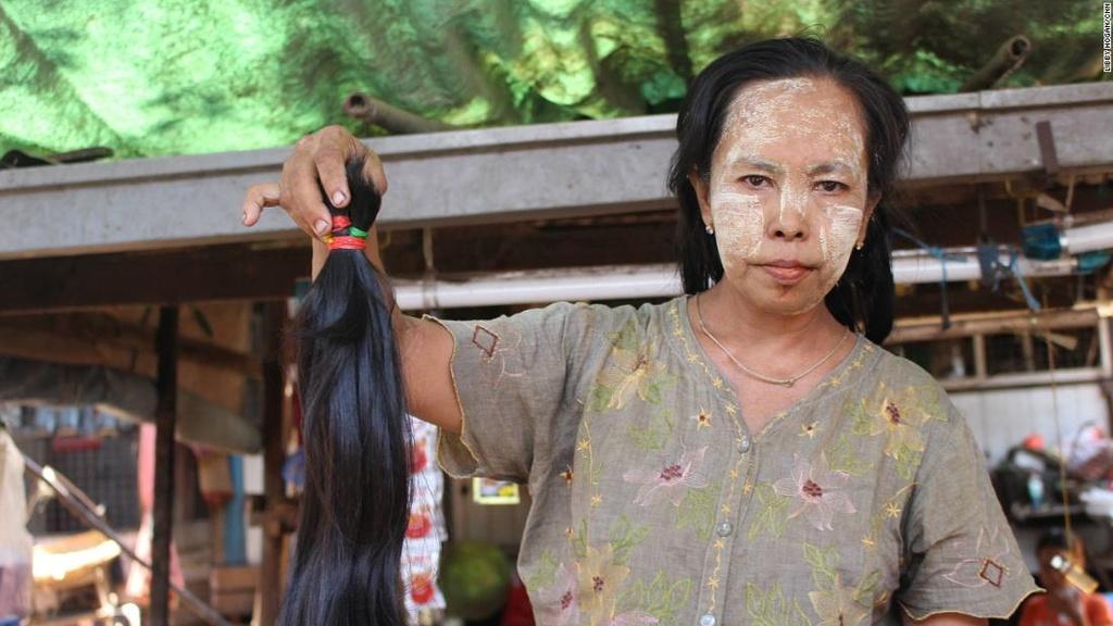 kinh doanh toc tai Myanmar anh 1