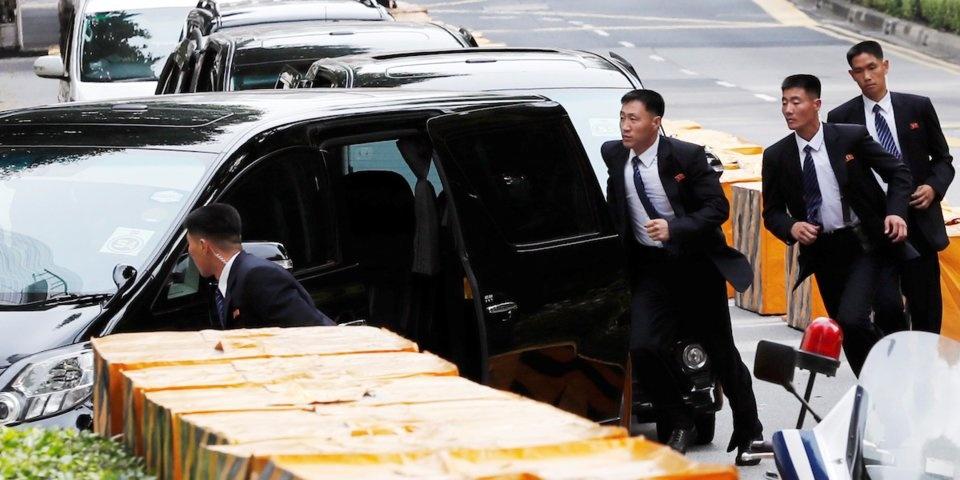 Ba lop bao ve an ninh tuyet doi cho ong Kim Jong Un hinh anh 2