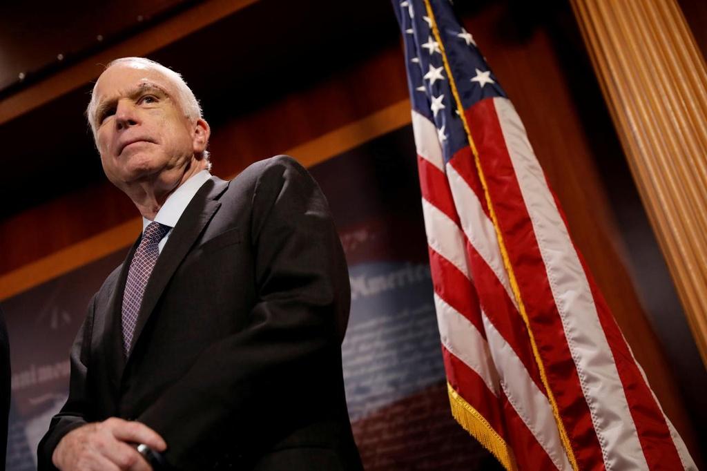 'John McCain, con su tu cuoi cung cua Thuong vien My' hinh anh 1