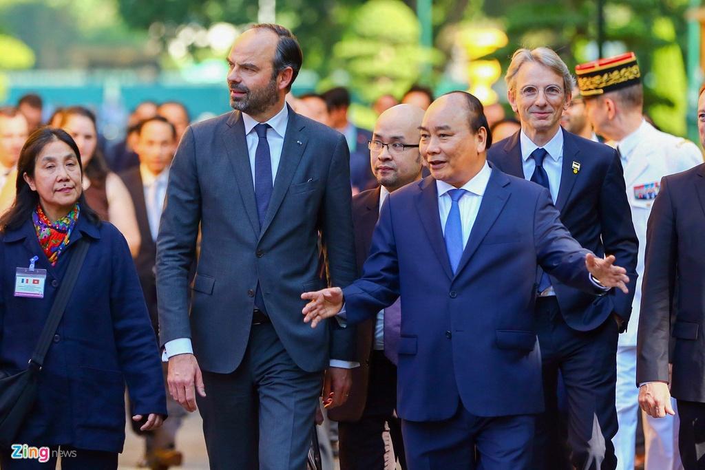 Thu tuong Phap tham chinh thuc Viet Nam voi 3 muc tieu then chot hinh anh 4