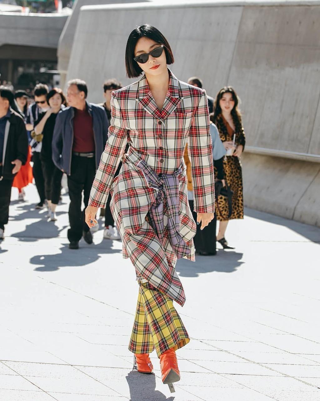 Hinh anh A quan The Face tai Seoul Fashion Week len Vogue hinh anh 15