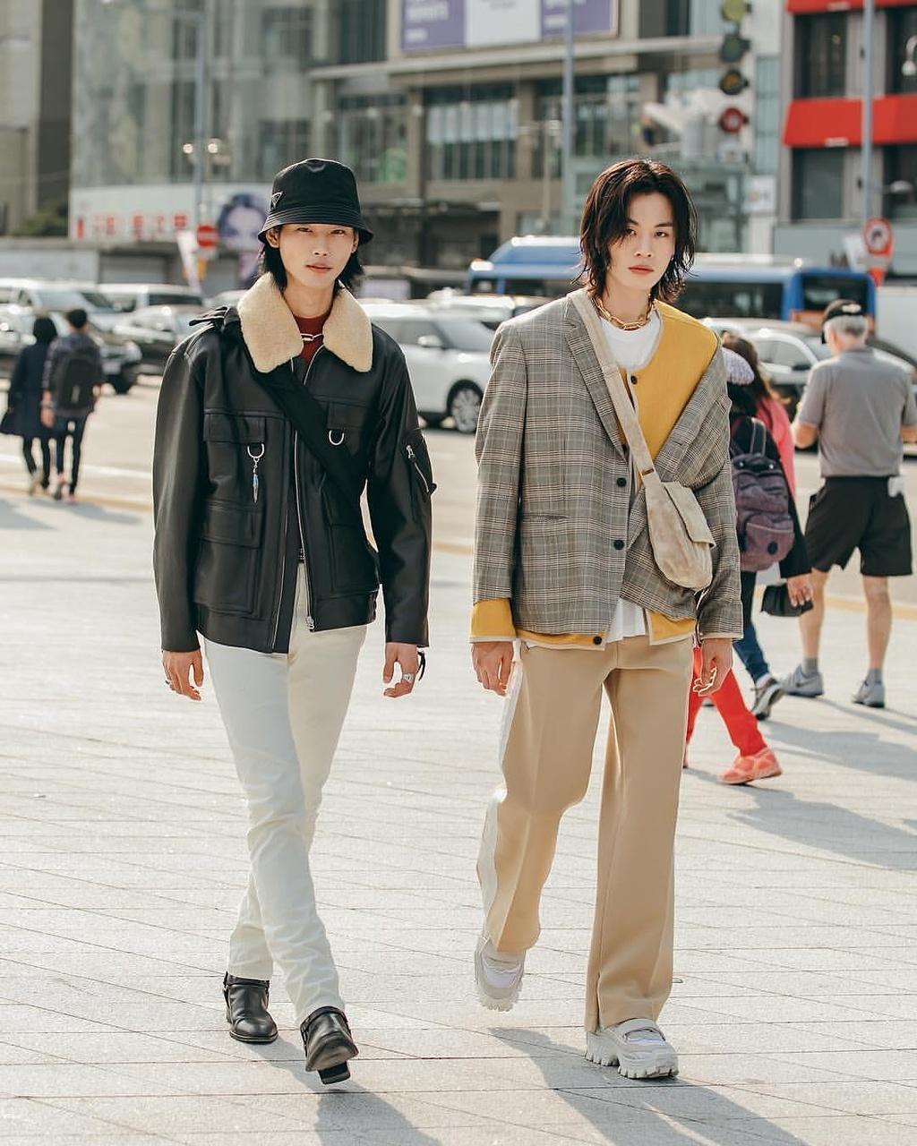 Hinh anh A quan The Face tai Seoul Fashion Week len Vogue hinh anh 7