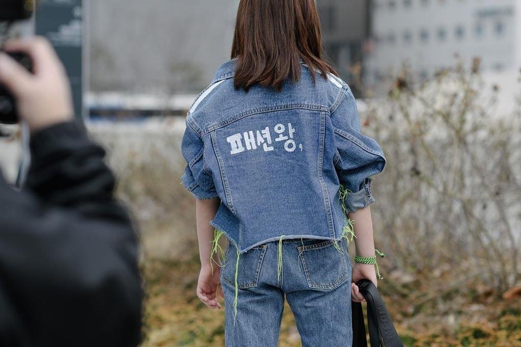 Hinh anh A quan The Face tai Seoul Fashion Week len Vogue hinh anh 22