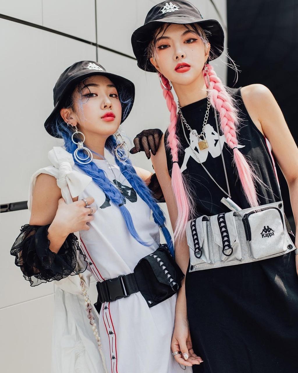 Hinh anh A quan The Face tai Seoul Fashion Week len Vogue hinh anh 3