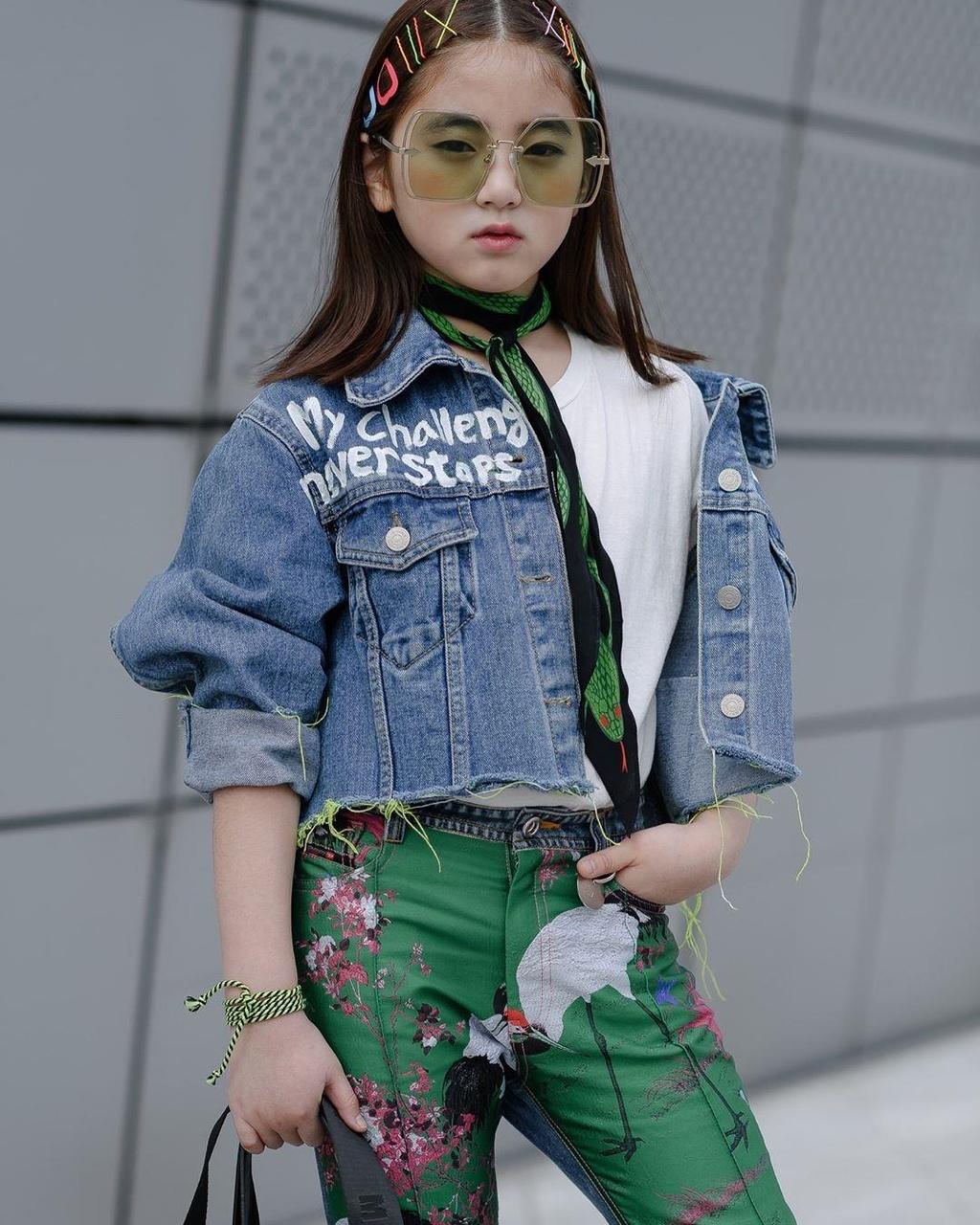 Hinh anh A quan The Face tai Seoul Fashion Week len Vogue hinh anh 23