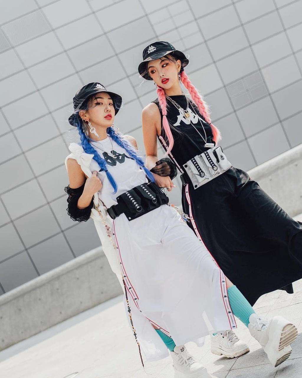 Hinh anh A quan The Face tai Seoul Fashion Week len Vogue hinh anh 4