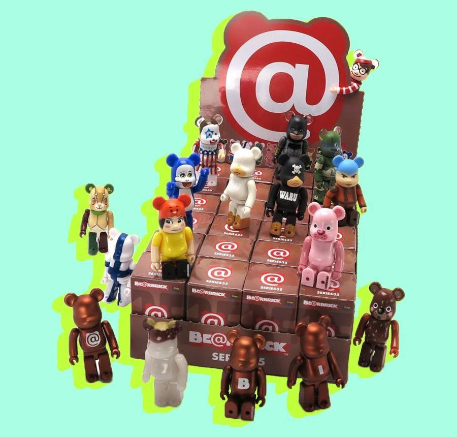 Nhận vận chuyển đồ chơi BearBrick từ Nhật về Việt Nam